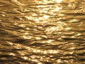 Sunset Effect On Sea