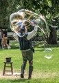 bubble-man