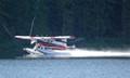 Canadian lake take off