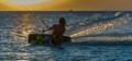 Aruba Sunset | Sunset Kitesurfing in Aruba