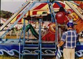 Amusement Park Ride, Albermarle County Fair