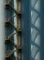 Elevator Stairs