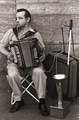 Blind Street Musician Montreal 1984 DP