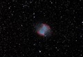 M27, seen as if you were close