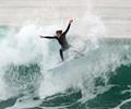 Big Surf at Huntington Beach, California