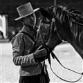 Man & Horse