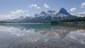 View of a lake in Banff