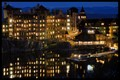 Mohonk Mountain House in Neon