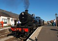 7F CLASS 2-8-0 88 - Blue Anchor Station