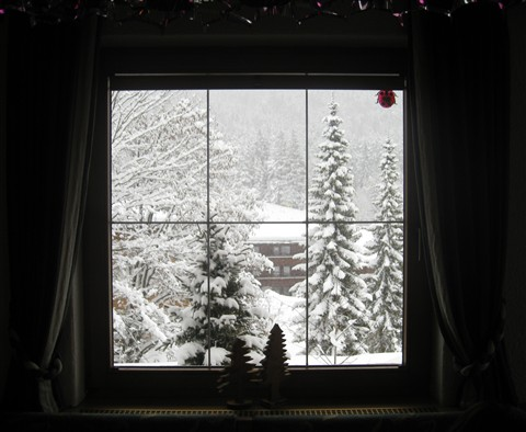 A Window on Winter