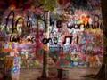 The John Lennon Wall, Prague