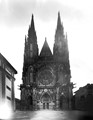 Saint Vitus cathedral, Prague