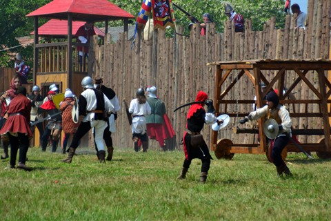 Middle Ages conflict