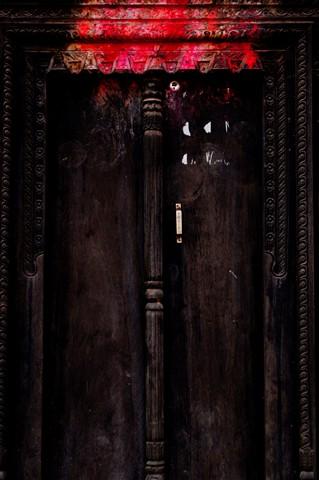 The door of Luck.
