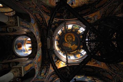 Oplenac - cupole