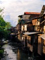 Slum in Cebu from my travels in the Philippines
