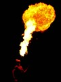 My fire photo