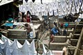 Dhobi Ghat (the city's unique open air laundry system)
