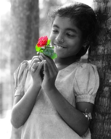 Magnificant smile...