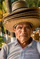 Mexican hat vendor