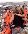 "The ""Section 3"" fan base at the Reno Air Races."