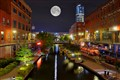Moon Over Bricktown
