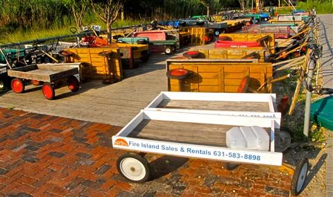 Wagons galore