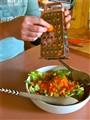 Freshly-made Salad
