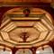Ornate ceiling in Sarajevo