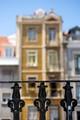 Lisbon downtown Portugal