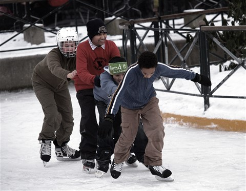 Skating Train Part Three