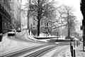 Snow in Lyon