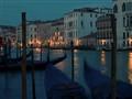 Venice Canal Grande near San Toma