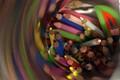Colors and aluminium tube