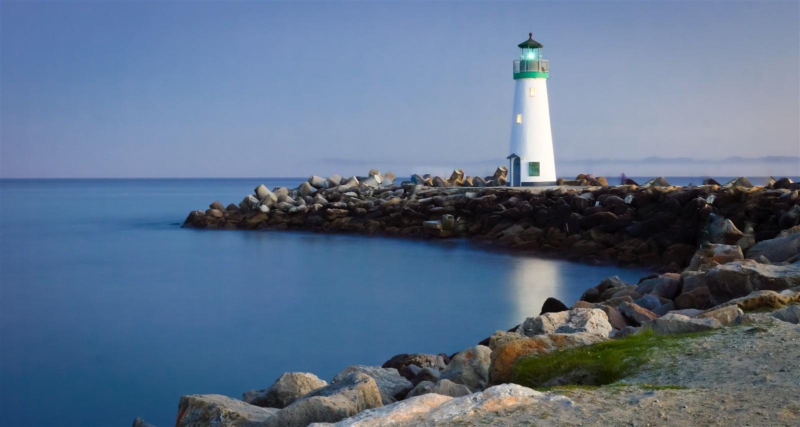 Walton Lighthouse Santa Cruz Ca Esmall Galleries