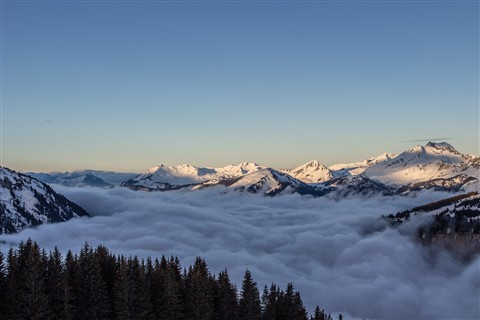 Fog at Avoriaz