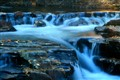 Mark creek fall