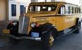 Yellow Yellowstone Bus