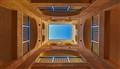 Architecture symmetry
