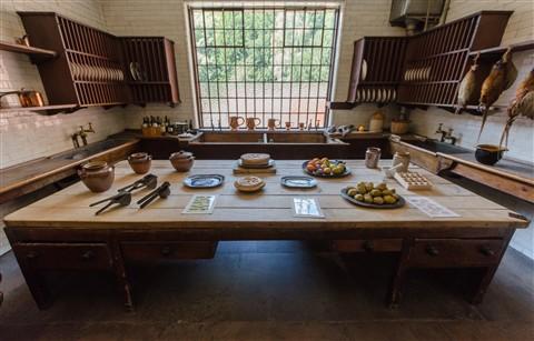 Tatton Park Mansion Kitchen
