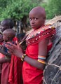 Samburu Teen bride