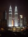 KLCC towers-1