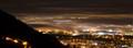nebbia serale