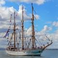 The Tall Ship 'Dewaruci'