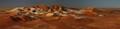 The Breakaways panorama