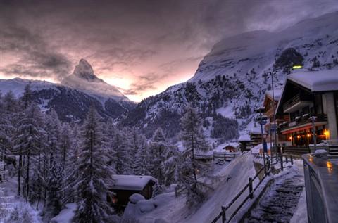 Zermatt-HDR 3