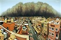 Kuwait Hit Monster Sandstorm