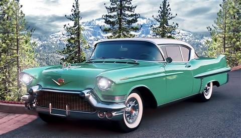 1957-Cadillac