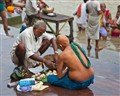 Morning Rituals in India