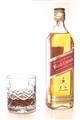 back lit whisky